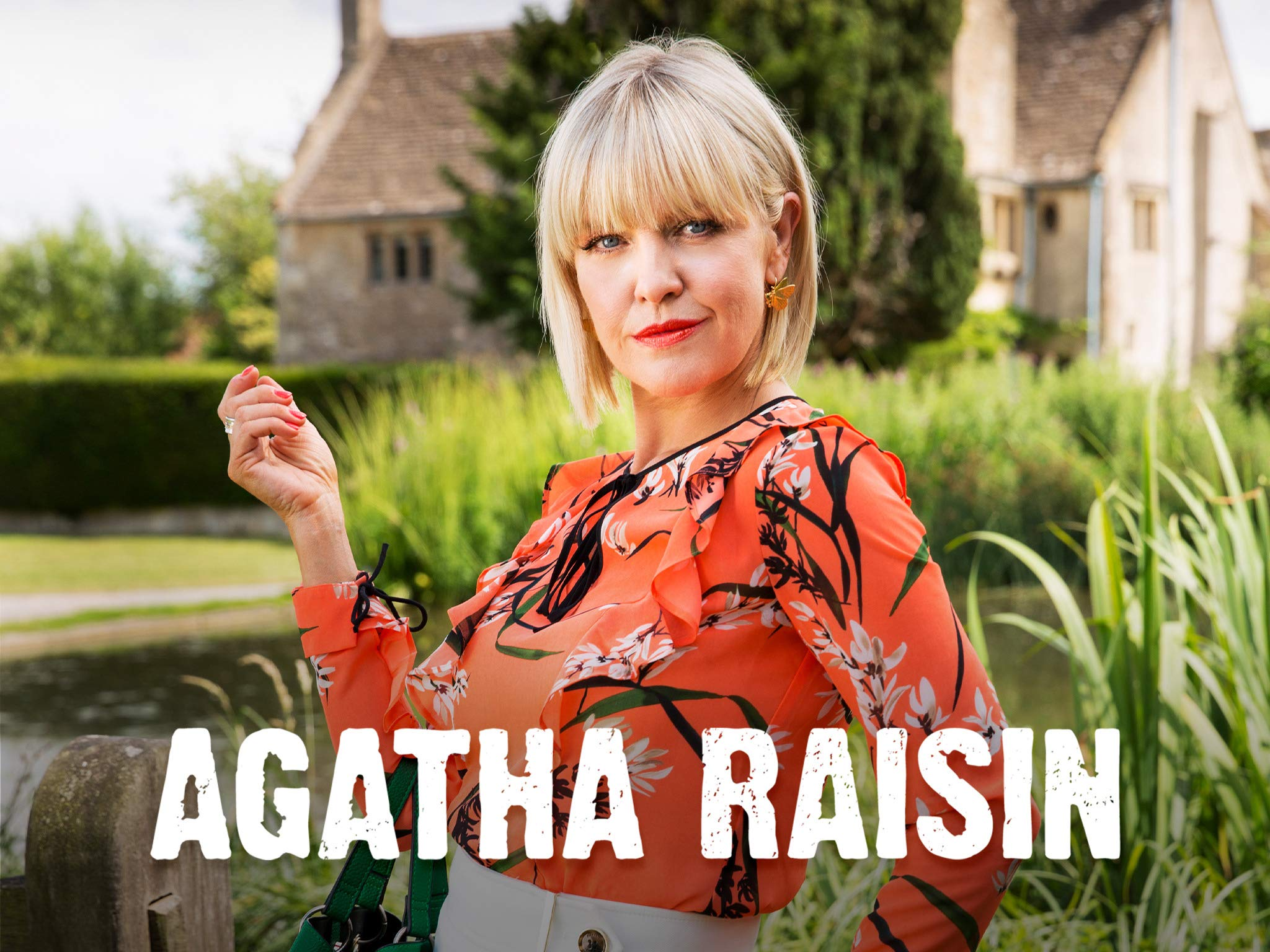 Agatha Raisin (TV Series) – Murder, She Watched